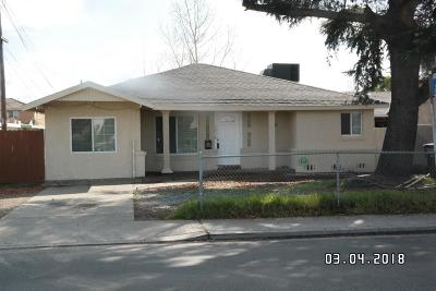 Sacramento Single Family Home For Sale: 7308 Fruitridge Road