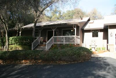 placerville Single Family Home For Sale: 4097 Sayoma Lane