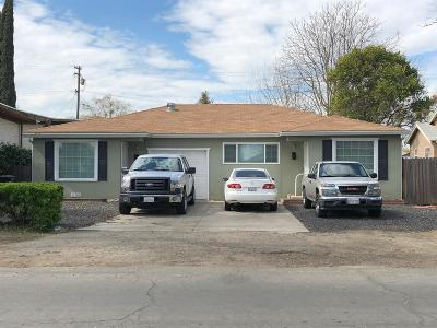 Modesto Multi Family Home For Sale: 135 Phoenix Avenue