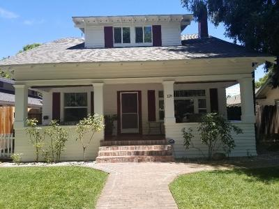 Modesto Single Family Home For Sale: 128 Elmwood Avenue