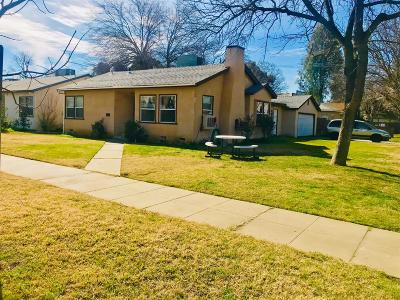 Merced Single Family Home For Sale: 260 West 25th Street