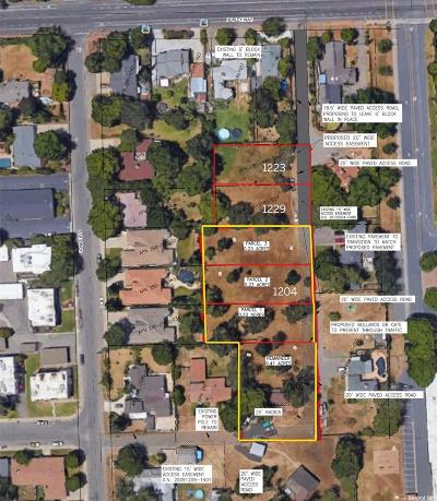 Sacramento Residential Lots & Land For Sale: 1204 Jonas Avenue