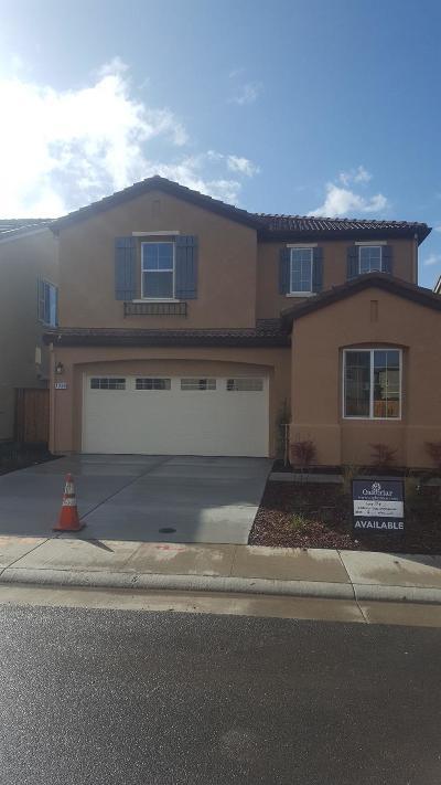 Roseville Single Family Home For Sale: 1288 Oakbriar Circle