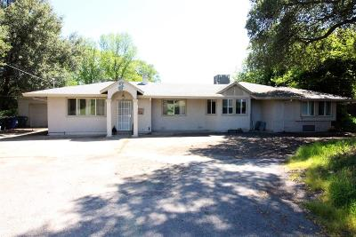 Orangevale Single Family Home For Sale: 8096 Hazel Avenue