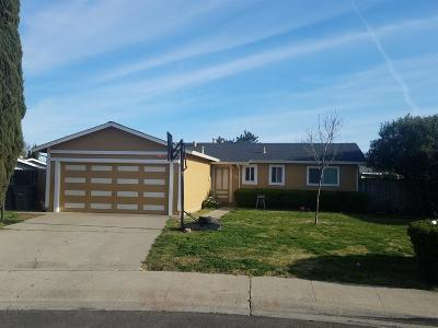 Colusa Single Family Home Active Short Sale: 147 Modoc Street