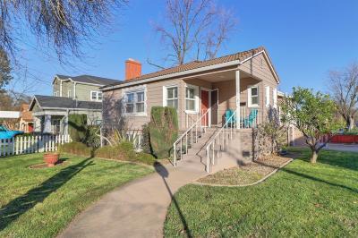 Sacramento Single Family Home For Sale: 541 42nd Street