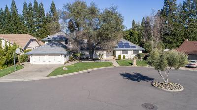 folsom Single Family Home For Sale: 140 Oak Rock Circle