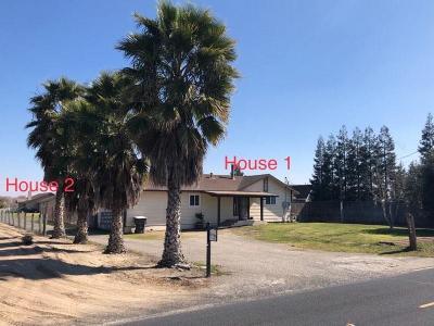 Manteca Single Family Home For Sale: 13744 Castle Road