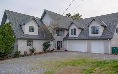 Pilot Hill Single Family Home For Sale: 7160 Gallagher Road