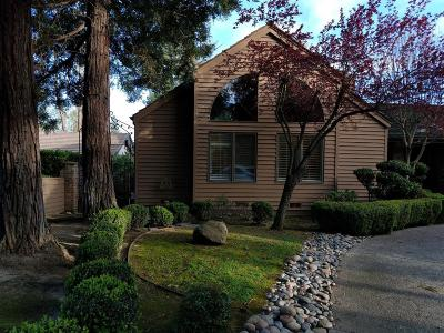 Stockton Single Family Home For Sale: 3321 Country Club Boulevard