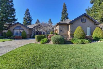Stockton Single Family Home For Sale: 4735 Saint Andrews Drive