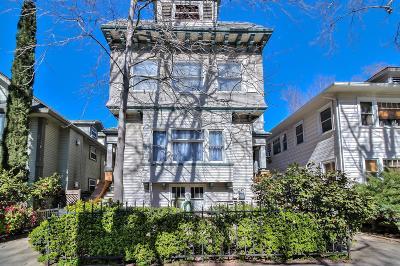 Sacramento Multi Family Home For Sale: 2217 H Street #2219