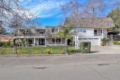 Carmichael Single Family Home For Sale: 2221 Claremont Road