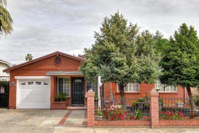 Carmichael Single Family Home For Sale: 5525 Barbara Way