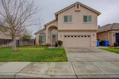 Turlock Single Family Home For Sale: 1122 Burman Drive