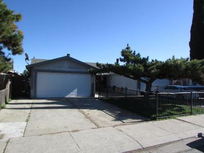 Stockton Multi Family Home For Sale: 9552 Kelley Drive #9550
