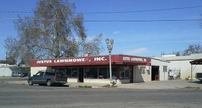 Turlock Commercial For Sale: 435 South Center Street