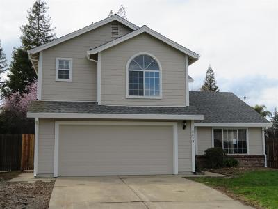 Citrus Heights Single Family Home For Sale: 5820 Hill Shade Court
