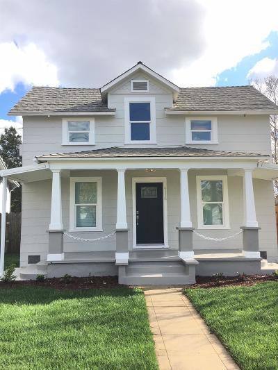 Sacramento Single Family Home For Sale: 4116 4th Avenue