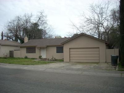 Orangevale Single Family Home For Sale: 8692 Char Avenue
