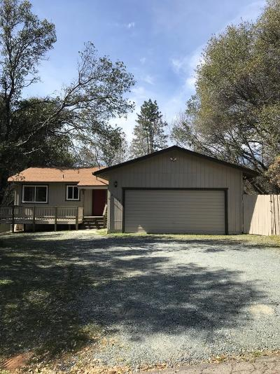 Sonora CA Single Family Home For Sale: $349,000