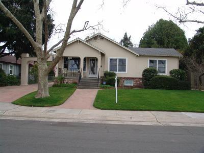 Sacramento Single Family Home For Sale: 1333 54th Street