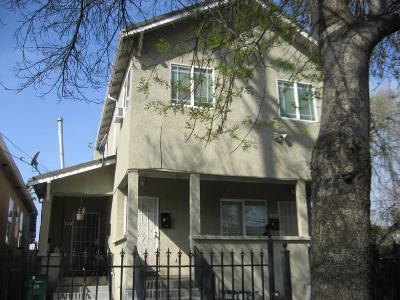 Stockton Multi Family Home For Sale: 125 Sierra Nevada Street #117/119