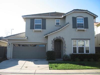 Roseville Single Family Home For Sale: 1568 Morning Glory Lane
