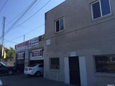 Stockton Commercial For Sale: 347 South Commerce Street