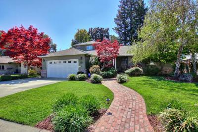 Sacramento Single Family Home For Sale: 5150 Sandburg Drive