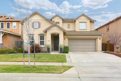 Roseville Single Family Home For Sale: 2536 Rockrose Circle