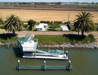 Isleton Single Family Home For Sale: 621 West Brannan Island Road