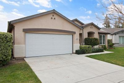 Modesto Single Family Home For Sale: 3408 Saints Way
