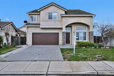 Tracy Single Family Home For Sale: 1427 Promenade Circle