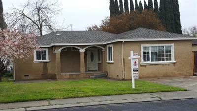 Modesto Single Family Home For Sale: 2137 Cornwell Avenue