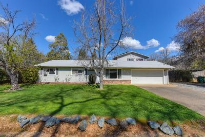 Placerville Single Family Home Active Short Sale: 6715 Rhodes Avenue