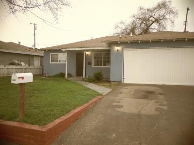 Sacramento Single Family Home For Sale: 195 Butterworth Avenue