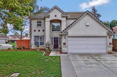 Modesto Single Family Home For Sale: 3820 Julene Drive