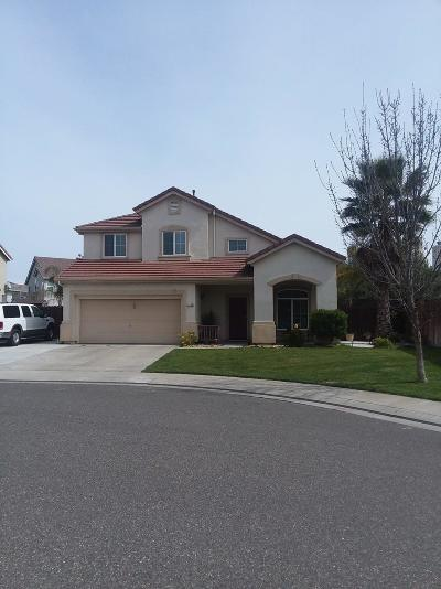 Modesto Single Family Home For Sale: 2128 Natchez Way