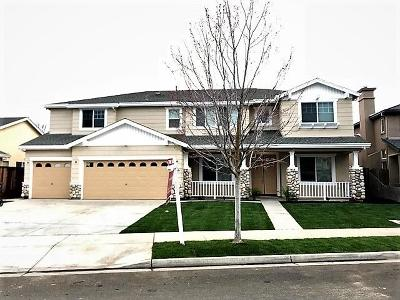 Turlock Single Family Home For Sale: 1770 Milestone Way