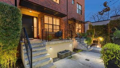 Sacramento Condo For Sale: 1322 East Sutter Walk