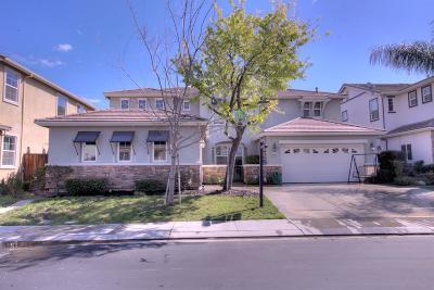 Patterson Single Family Home For Sale: 114 Portrait Lane