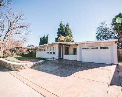 Sacramento Single Family Home For Sale: 4148 Crondall Drive
