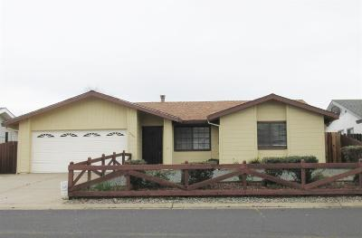 Plymouth CA Single Family Home For Sale: $289,000
