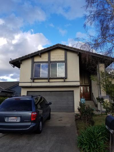 Sacramento Single Family Home Active Court Appr.: 998 Regatta Drive
