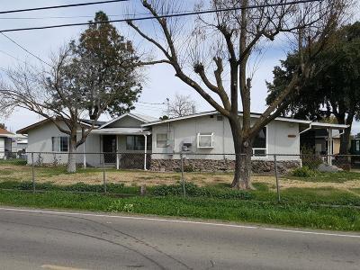 Stockton Single Family Home For Sale: 3430 Pock Lane