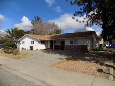 Red Bluff Single Family Home For Sale: 130 Gurnsey Avenue