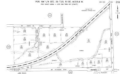 Oakdale Residential Lots & Land For Sale: 5280 Santa Fe Avenue