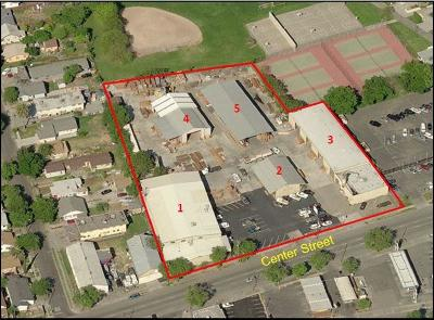 Stockton Commercial For Sale: 1627 South Center Street