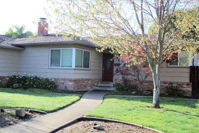 Roseville Single Family Home For Sale: 901 Tina Way